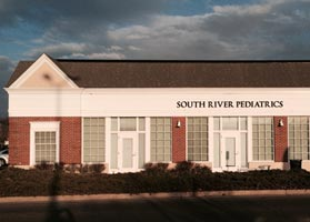 South River Pediatrics in Dunkirk