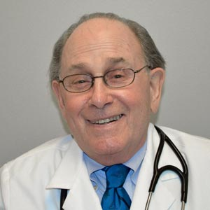 Albert Gordon, M.D. of South River Pediatrics